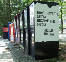 Jello Biafra quote